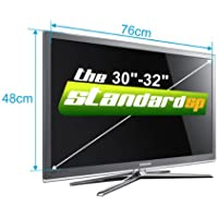 "TV Screen Protector 30"" -32"" Standard Anti-Glare TV Protector for LCD LED Plasma 3D HDTV ORDERS BEFORE 10:00am DISPATCHED ON A NEXT WORKING DAY DELIVERY"
