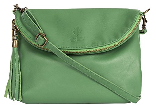 Big Handbag Shop - Borsa a tracolla donna Green