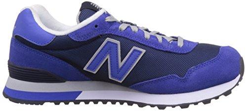 New Balance Mens 515 Classiques Classique Mode Sneaker, Bleu, 10 2e Us Bleu