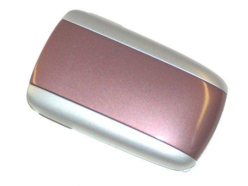 vhbw Li-Ion Akku 650mAh (3.7V) lavendel für Handy Smartphone Telefon Samsung SGH-E530, SGH-E538 wie BST4028, BST4028K, BST4028KE.