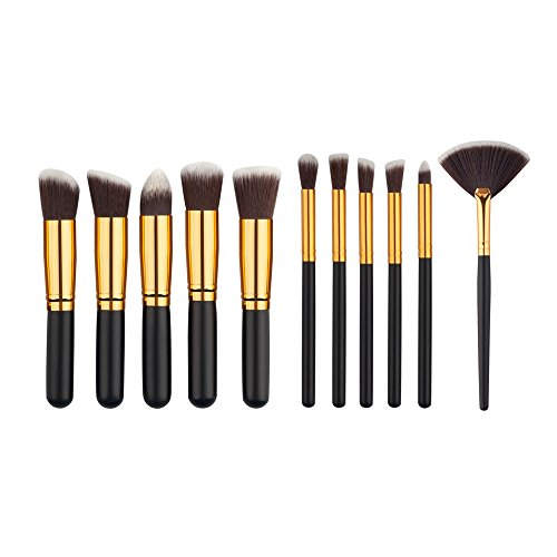Vococal 11 Pcs Pinceau de Maquillage