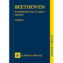 Symphonie Nr. 5 c-moll, op. 67; Studien-Edition (Taschenbuch)