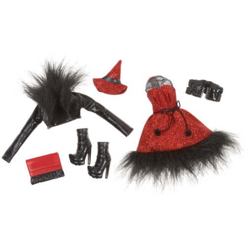 7351E4C - Bratzillaz Modeset- Blood Red Charm (Glam Hexe Make-up)
