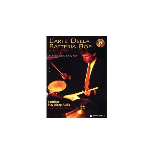L'arte Della Batteria Bop. Con Cd Audio