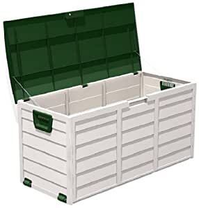 Paroh Kent Collection AC1053 Lockable Garden Cushion or General Storage Box