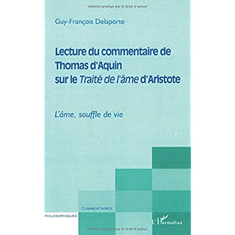 Lecture du commentaire de Thomas d