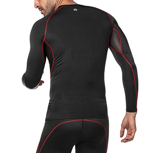 Zoom IMG-3 lapasa uomo base layers t