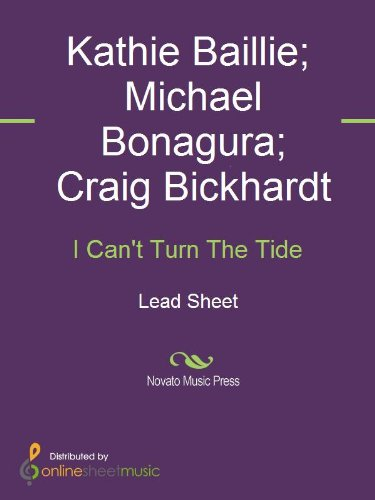 I Can't Turn The Tide (English Edition)
