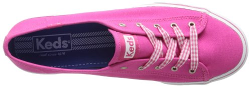 Keds Double Up Ltt Sneakers Bright Pink Rosa (Pink (fuchsia purple))