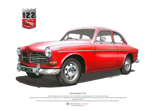 volvo-amazon-122s-art-poster-taille-a3
