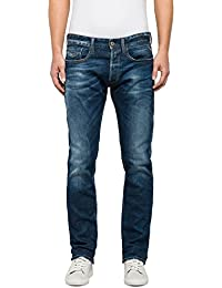 Replay Herren Loose Fit Jeans Newbill