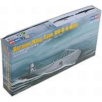 Hobby Boss 83504 VII-B - Submarino alemán a escala