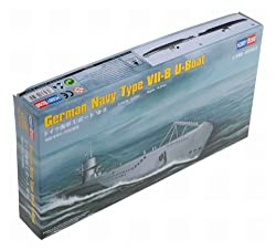Hobby Boss 83504 Modellbausatz German Navy Type Vii-b U-boat