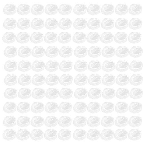 Hogar 100 Unids Desechables Cubierta De Oreja Peluquería Protector De Oreja A Prueba De Agua Tinte Para El Cabello Protección De Protección Oído Herramienta