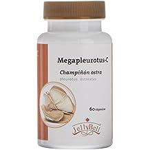 Jellybell MegaPleurotus C, Suplemento de Hierbas - 60 Cápsulas