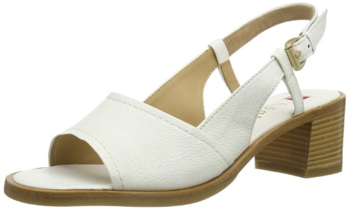 Högl shoe fashion GmbH - Sandali 7-104610-02000, Donna, Bianco (Weiß (weiß 200)), 39