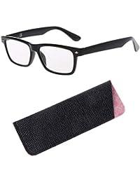Pennyninis Clásico Estilo Retro Gafas De Lectura Lectores Gafas De  Presbicia De Fuerza +1.00 A 69ee44a38ea9
