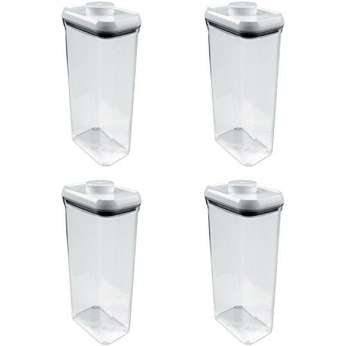 OXO Good Grips POP Rechteck 3.4-quart Container (Set von 4) 3.4 Quart Pop
