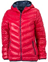 James & Nicholson Damen Jacke Daunenjacke Ladies' Down Jacket