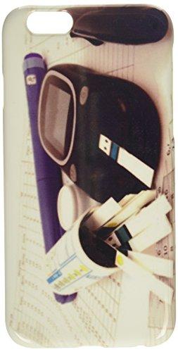 Blutzuckermessgerät Teststreifen und Insulin Handy Schutzhülle iPhone 6