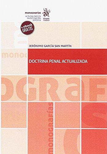 Doctrina Penal Actualizada (Monografías)