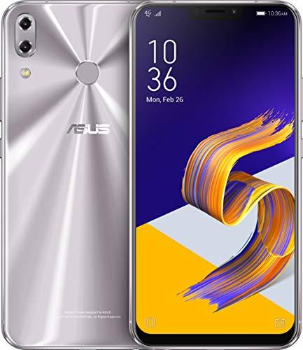Asus Zenfone ZE620KL Dual SIM - Asus Zenfone 5 ZE620KL Dual SIM - 64GB, 4GB RAM, 4G LTE, Meteor Silver
