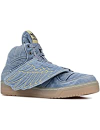 best value b852f d8676 adidas JS Wings Denim  Jeremy Scott  - V24621 - Size 42.6-EU