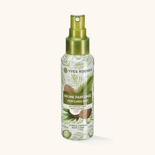 Scopri offerta per Yves Rocher - Profumo spray noce di cocco: per spruzzare su corpo e capelli.