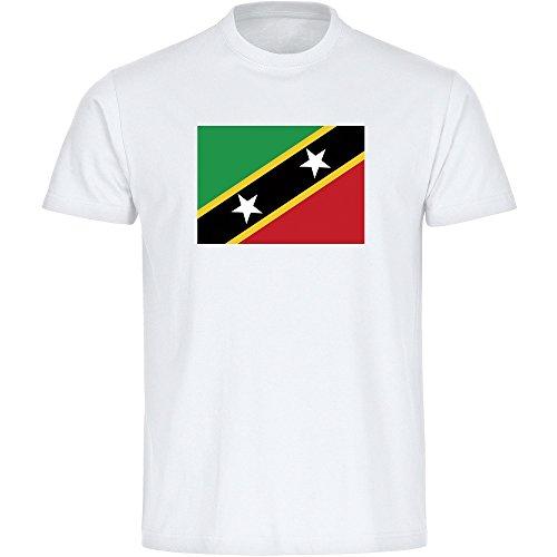 t-shirt-fahne-classic-st-kitts-und-nevis-weiss-herren-gr-s-bis-3xl-grossexl