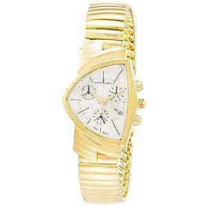 Hamilton Ventura Chrono Quartz H24422151 – Reloj de pulsera para