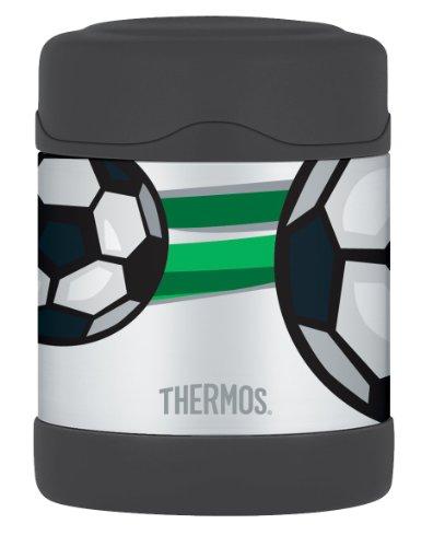 Thermos Isolierbehälter für Lebensmittel 290 ml Fußball-Design