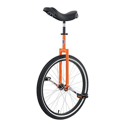 24  Club Freestyle Unicycle  Orange