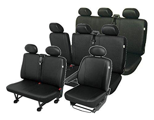 Seduta in similpelle Covers–Coprisedile set 9posti