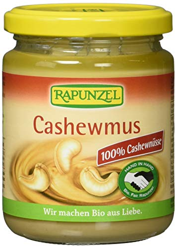 Rapunzel Cashewmus HIH, 2er Pack (2 x 250 g) - Bio