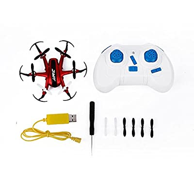 Indexp JJRC H20 Nano Hexacopter, 6-Axis Gyro RC Quadcopter Drone CF RTF