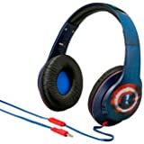 Capitán América: Civil War Headphones