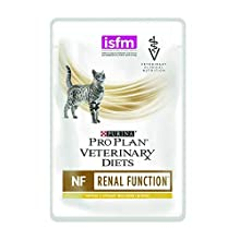 PURINA Ppvd Feline Nf Poulet Pochons Nourriture 10 x 85 g pour Chat