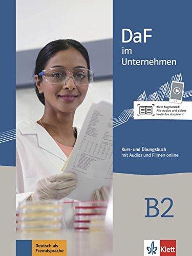 DaF im unternehmen b2, libro del alumno y libro de ejercicios con audio online