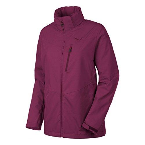 Salewa Ptx Clastic Fanes 2L Jacket W Blouson Red Onion