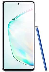 Samsung Galaxy Note10 Lite (Aura Glow, 6GB RAM, 128GB Storage) with No Cost EMI/Additional Exchange Offers