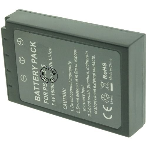Otech Batterie Compatible pour Olympus Om-D E-M10 MARKII