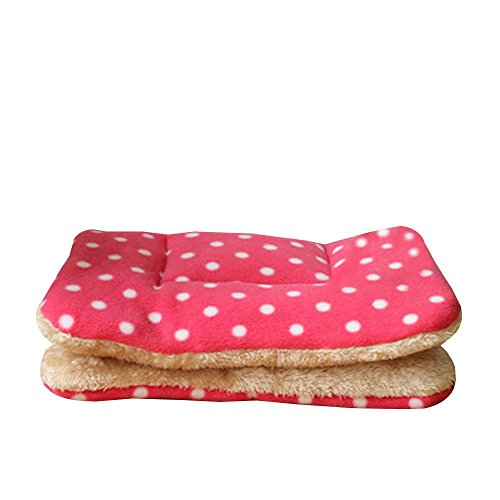 Micat® dicke PET-Matratze Nest Bettdecken Hundehütte Mats Kissen Pet-Pads Vary von 11 Arten von Designs (XXL: 110*75cm, 010)