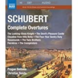 Schubert: Komplette Ouvertüren [Blu-ray Audio]