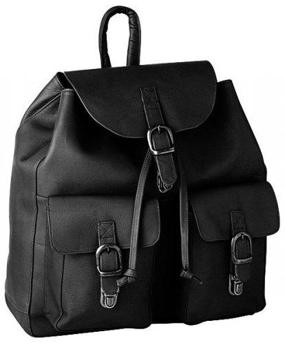 Aski Bags Portamonete, marrone (marrone) - BP041 nero