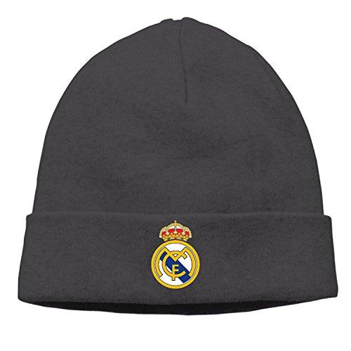 9744f0cf511 Real Madrid CF Logo Cristiano Ronaldo Cool Beanies Hats Trendy Caps