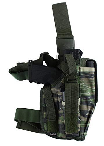 Tactical Drop Leg Gun Right Hand - Large (Gun Tippmann Airsoft)