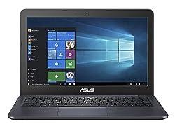 Asus Vivobook E402wa-ga002t 14.1-inch Hd Screen Laptop (Dark Blue) - (Amd E2-7110 Processor, 4gb Ram, 32gb Emmc + 1tb Web Storage, Windows 10 S)