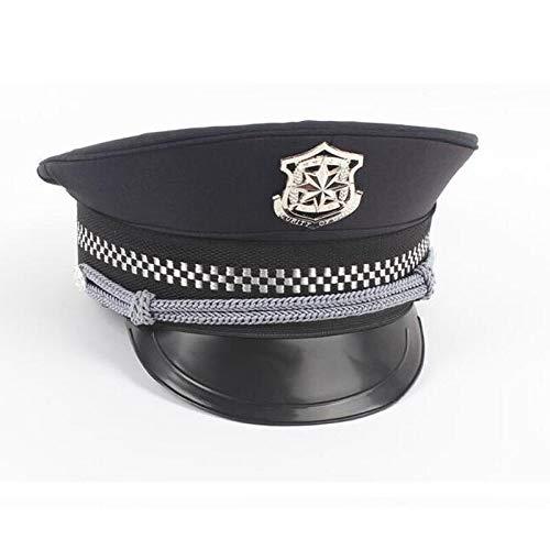 Sailor Kostüm Hat - FDBQC Neue Polizei Hut Hüte Cap Uniform Versuchung Kostüme Military Hüte Sailor Hat Army Cap