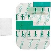 B.Braun Folienverband Askina® Soft Clear,Wundverband Folienpflaster Pflaster Wundpflaste, steril, 7,5x5cm, 50St preisvergleich bei billige-tabletten.eu