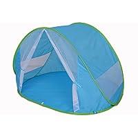 Tienda carpa refugio para BEBES PROTECCION UV 50+ con mosquitera, plegable autoarmable, playa playera parasol sombrilla baby